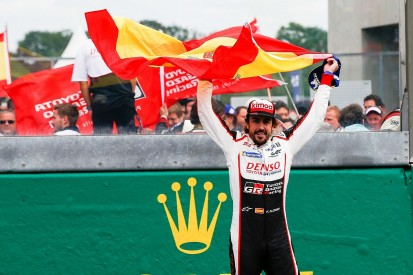 Fernando Alonso feared repeat of Indy 500 heartbreak at Le Mans