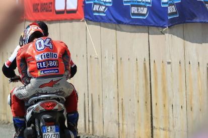 Marc Marquez: Andrea Dovizioso's run of MotoGP crashes 'not normal'