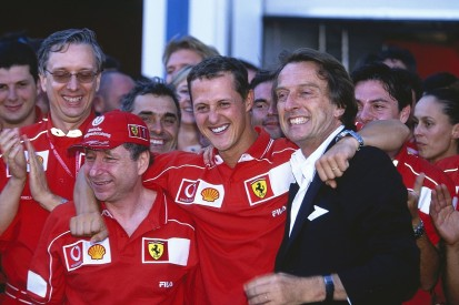 Montezemolo: Marchionne jealous of Ferrari's past F1 successes