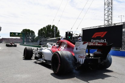 Formula 1's 2019 changes are 'perfect moment' for Sauber