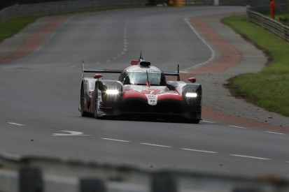 Toyota's Kamui Kobayashi 'forgot' to pit late in Le Mans 24 Hours