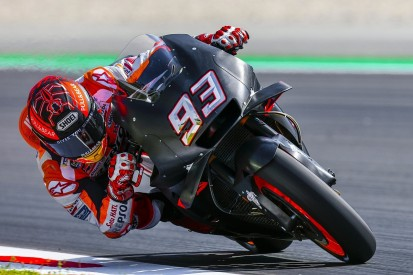 Barcelona MotoGP test: Marc Marquez fastest with last-minute lap