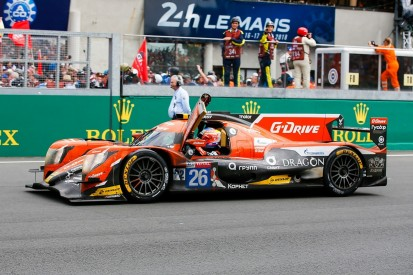 G-Drive team loses Le Mans LMP2 win for illegal device in pitstops