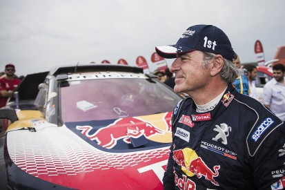 Carlos Sainz Sr in 2019 Dakar Rally talks with Toyota and Mini