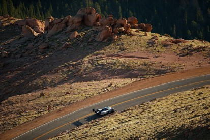 Romain Dumas and Volkswagen's electric Pikes Peak challenge explained