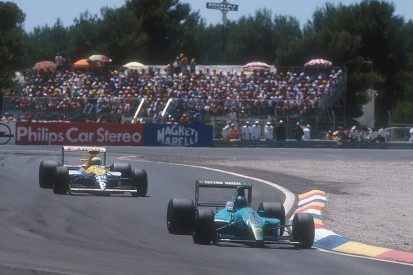 The Paul Ricard trick behind Capelli's 1990 French GP shock