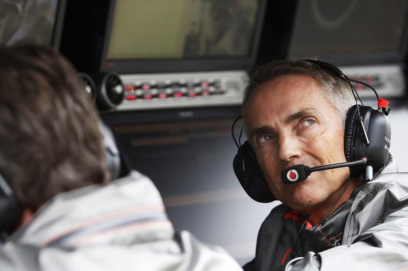 McLaren F1 team dismisses ex-boss Whitmarsh's ill-judged criticism