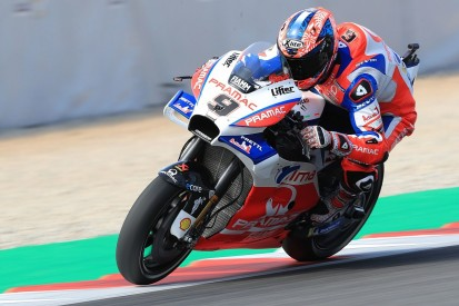 New Ducati signing Petrucci turned down 2020 option in MotoGP deal