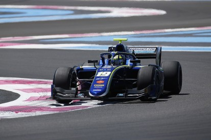F2 France: Norris leads Russell and Gunther in Paul Ricard practice