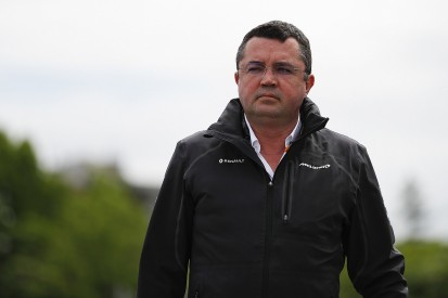 Eric Boullier defends McLaren F1 team amid reports of staff unrest
