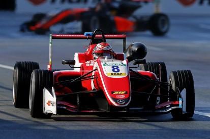 Norisring European F3: Ferrari junior Marcus Armstrong takes pole