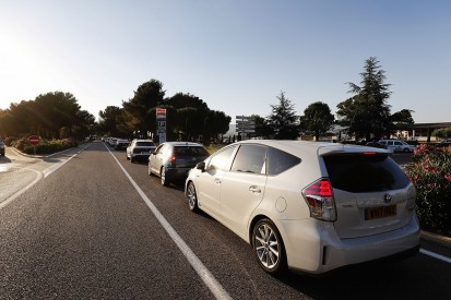 French Grand Prix traffic problems 'ridiculous' for F1