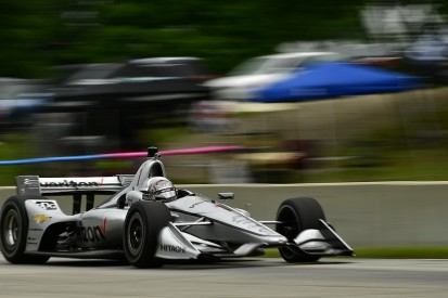 IndyCar Road America: Josef Newgarden fastest in both practice sessions