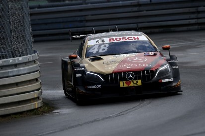 DTM Norisring: Mortara takes pole for race one by 0.001s