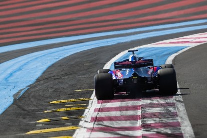 Brendon Hartley to start French GP from the back due to engine penalties