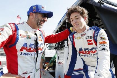 AJ Foyt Racing keeps Tony Kanaan and Matheus Leist for 2019 IndyCar