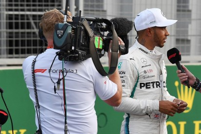 Formula 1 taking action over illegal TV broadcasts