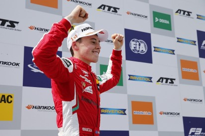 Norisring Euro F3: Ferrari proteges claim poles for final two races