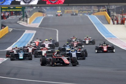 Paul Ricard F2: George Russell slashes Lando Norris's points lead