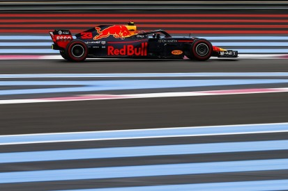 Max Verstappen F1 downforce gamble not enough on straights in France