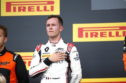 Paul Ricard GP3: Boccolacci excluded, Hubert handed first win