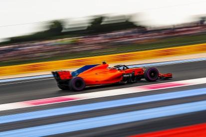 McLaren can't find 2018 F1 car's aero problem in windtunnel
