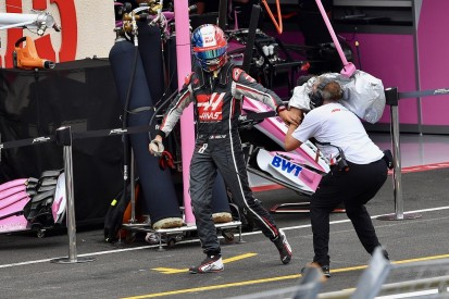 'No explanation' for Romain Grosjean's French Grand Prix Q3 crash
