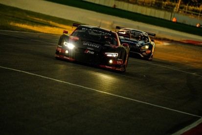 Misano Blancpain GT: WRT Audi resists ASP Mercedes in evening race