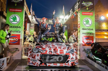 WRC leader Thierry Neuville dominates Ypres Rally with Hyundai
