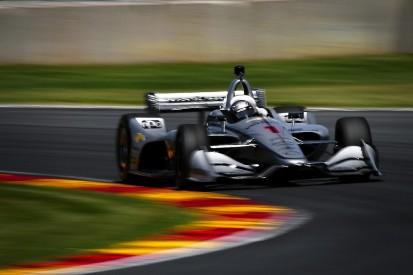 Road America IndyCar: Josef Newgarden leads all-Penske front row