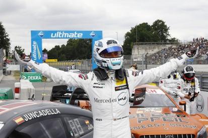 DTM Norisring: Juncadella claims maiden series pole at 64th attempt