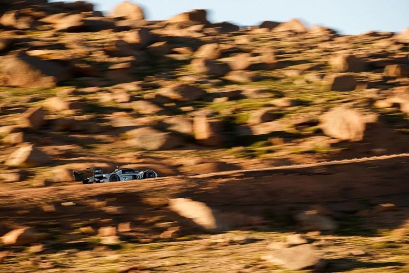 Pikes Peak Hillclimb harder than Le Mans 24 Hours - VW's Dumas