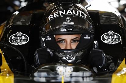 Renault Formula 1 run marks Saudi Arabia lifting women driving ban