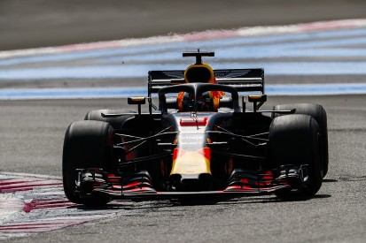 Wing damage caused Daniel Ricciardo's French Grand Prix slump