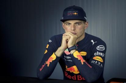 Max Verstappen hits out at F1 media after Sebastian Vettel's crash