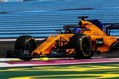 Fernando Alonso felt McLaren got 'overexcited' on radio in French GP