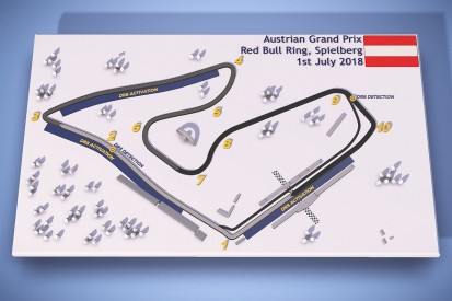 Third DRS zone added at Red Bull Ring for Austrian Grand Prix