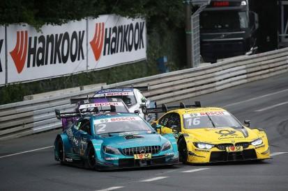 Gary Paffett 'very upset' with Timo Glock over Norisring DTM battle