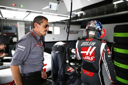 Misfortune 'pouring' on Grosjean in point-less F1 season so far