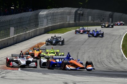 Dixon: IndyCar front wing change would boost road course overtaking