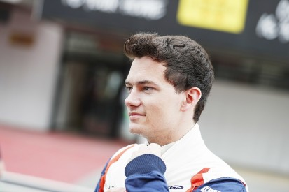 Palmer prioritises university placement over GP3 and racing in 2018