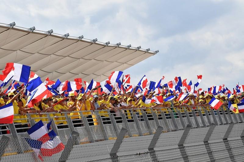 French GP organiser wants bigger crowd despite traffic trouble