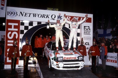Rally GB 2018 to honour WRC legends Juha Kankkunen and Nicky Grist