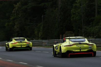 Aston Martin likely to trim driver line-up for final 2018 WEC races