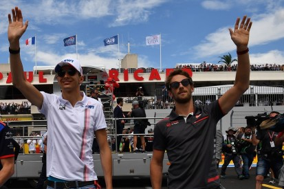Grosjean says Ocon ignored apology for contact during F1 French GP