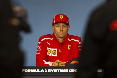 Kimi Raikkonen has 'zero interest' in 'nonsense' 2019 F1 deals talk