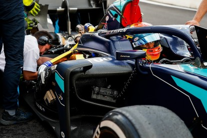Formula 2 'working day and night' to fix new 2018 car