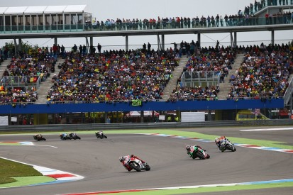 MotoGP's Rossi and Lorenzo hope Assen doesn't get F1 grand prix