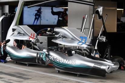 Hamilton hopes Mercedes updates frighten Ferrari and Red Bull