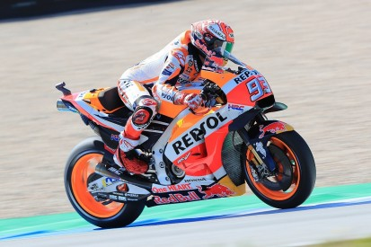 MotGP Assen: World champion Marquez heads Vinales in first practice